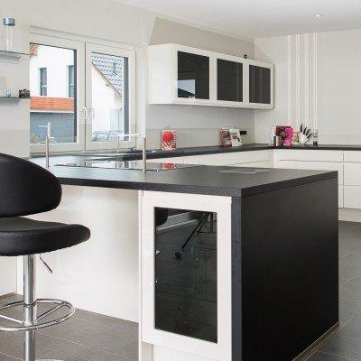 Nobilia-Küche mit exklusiver Ambiente-Beleuchtung