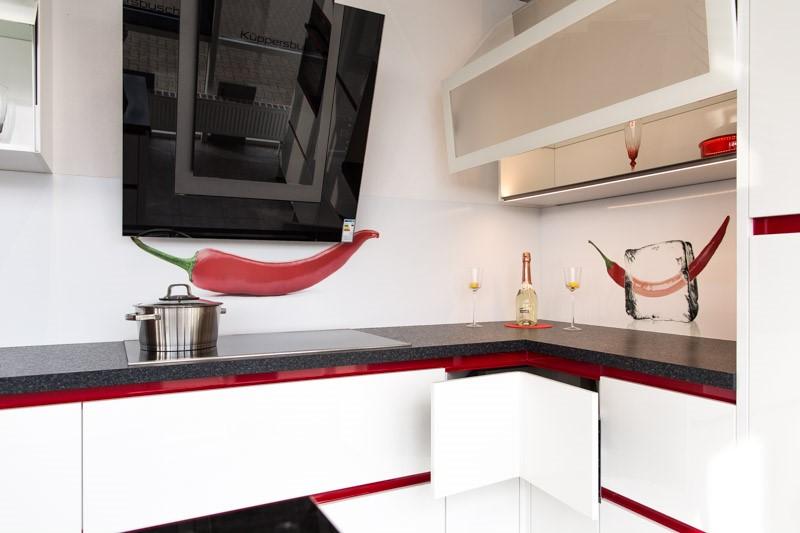 k ppersbusch ausstellungsk che das einbauk chen team. Black Bedroom Furniture Sets. Home Design Ideas